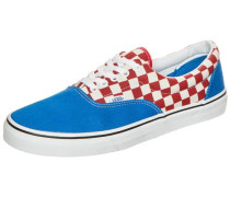 'Era 2-Tone Check' Sneaker Herren royalblau / rot / weiß