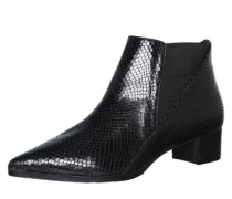 Chelsea-Boots 'Snake' schwarz