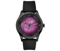 "Armbanduhr ""victoria 2000918"" schwarz"