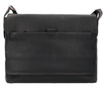 'Bonola' Messenger Businesstasche Leder 39 cm