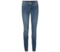 Skinny Jeans 'Seven NW' blau