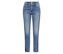 'heidi Renewal' Slimfit Jeans blue denim