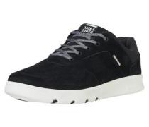 Lässige Sneaker schwarz