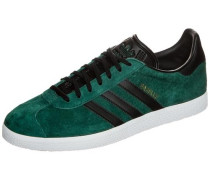 Gazelle Sneaker grün
