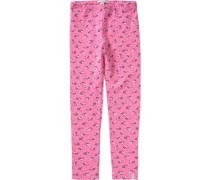 Leggings für Mädchen pink