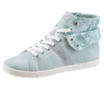 High Top Sneaker hellblau