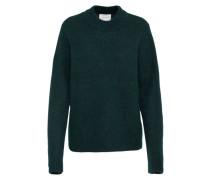 Pullover 'Brook O-neck' dunkelgrün