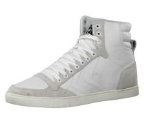 Sneaker rauchgrau / weiß