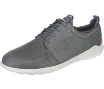 'Transit Dark Shadow Quarry' Sneakers grau