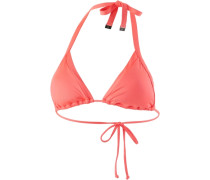 Goddess Slide Tri Bikini Oberteil orange