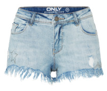 Jeansshorts 'Ultimate' blue denim
