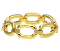 Armband 'jpbr10641B180' gold / basaltgrau