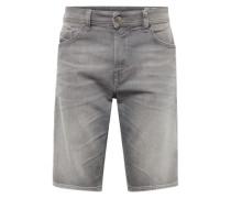 Jeans Shorts 'thoshort' grey denim