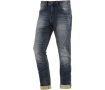 Kenneth Sweat Jeans blau