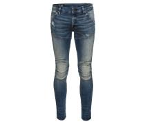 Jeans 'Elwood Super-Slim' blue denim