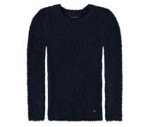 Pullover langärmlig dunkelblau