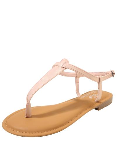 Sandale 'Marana' puder