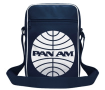 Tasche Pan Am - Pan American World Airways blau
