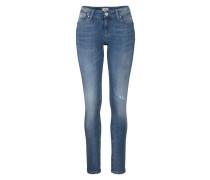 Destroyed-Jeans »Naomi« blau