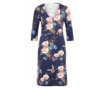 Kleid 'Rosemary' blau / mischfarben