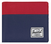 Wallets Hank XL Geldbörse 10 cm blau