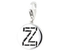 Charm 'Letter Z' silber