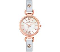 Armbanduhr »5413002« rosegold / weiß