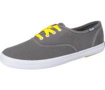 Sneakers 'champion CVO Core Canvas' gelb / dunkelgrau