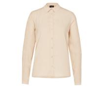 Bluse 'Viframe' beige