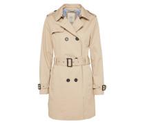 Trench Coat 'Cotton' beige