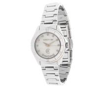 Armbanduhr 'crm029N211B' silber