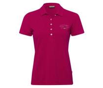 Poloshirt 'Elma Piquet' fuchsia