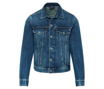 Jeansjacke 'Pinner' blue denim
