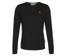Sweatshirt 'Italienischer Hengst Langen Iii' schwarz