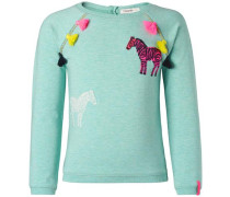 Sweater Dana blau