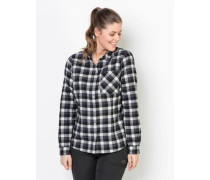 Flanellbluse 'bow River Shirt'