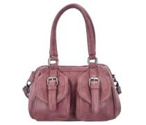 'Lilli Vintage' Handtasche 32 cm pastellrot