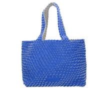 Shopper 'Beatrix' blau