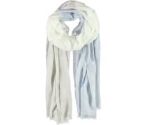 Schal blau / grau