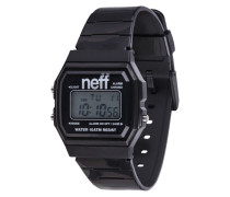 Flava XL Surf Watch black schwarz