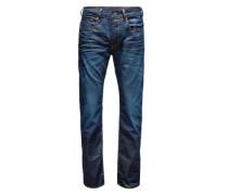 Jeans '3301 Straight' dunkelblau