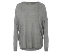 Oversized Shirt grau