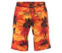 Bermudas für Jungen orange