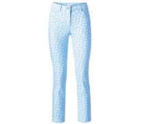 Bodyform-7/8-Hose blau