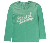 Langarmshirt für Jungen hellgrün