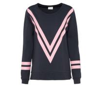 Sweatshirt 'Vileryn' navy / rosa