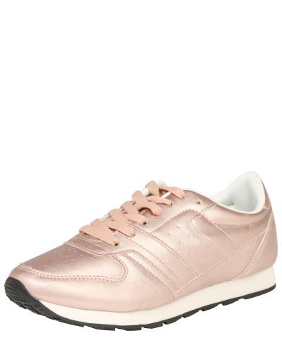 c6d75249e1ecbf Rabatt Mode-Stil Billige Ebay only Damen Sneaker  silli Metallic  rosé Günstig  Kaufen