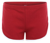 Shorts 'Interlock' rot