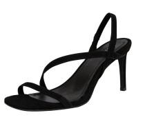 Sandale 'Mele' schwarz
