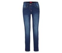 Suri: Blue-Jeans mit Waschung marine